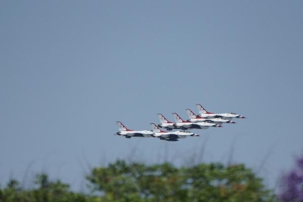2020 5 15 Thunderbird Flyover 19