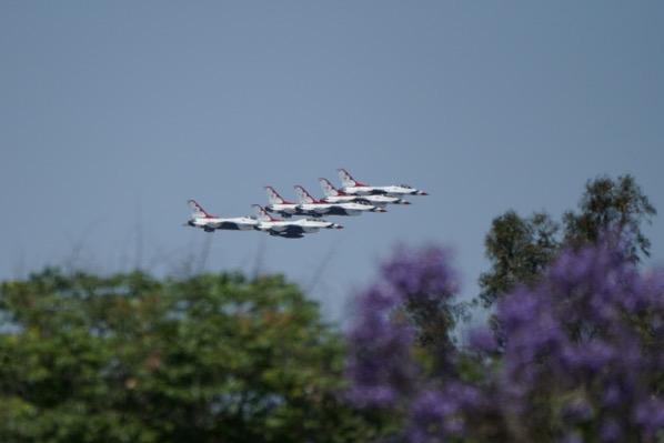2020 5 15 Thunderbird Flyover 20