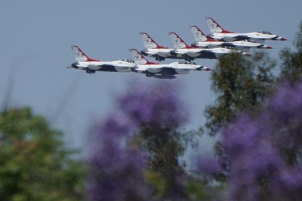 2020 5 15 Thunderbird Flyover 21