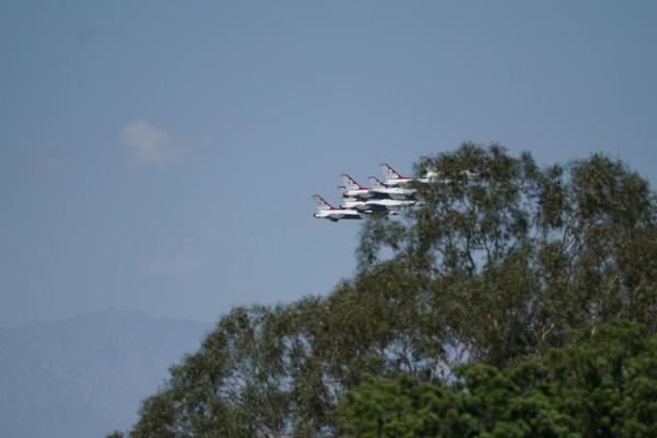 2020 5 15 Thunderbird Flyover 5