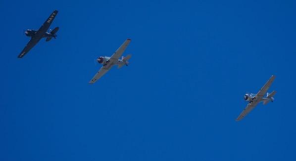 2020 5 25 Memorial Day Flyover101469