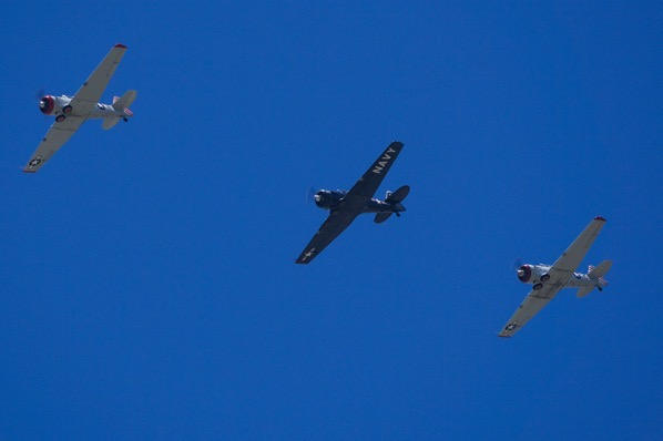2020 5 25 Memorial Day Flyover101484