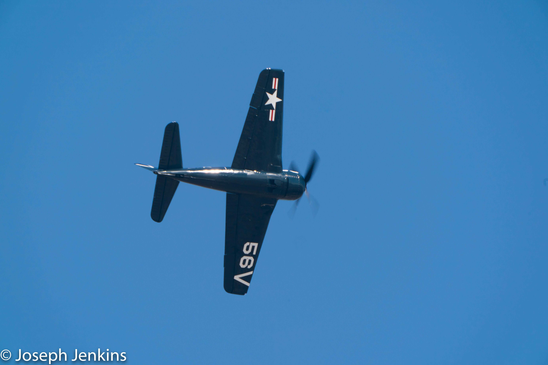 2020 10 3 F8F Bearcat Flyover0110