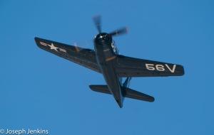 2020 10 3 F8F Bearcat Flyover0218