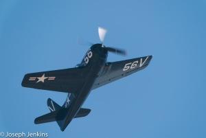 2020 10 3 F8F Bearcat Flyover0348