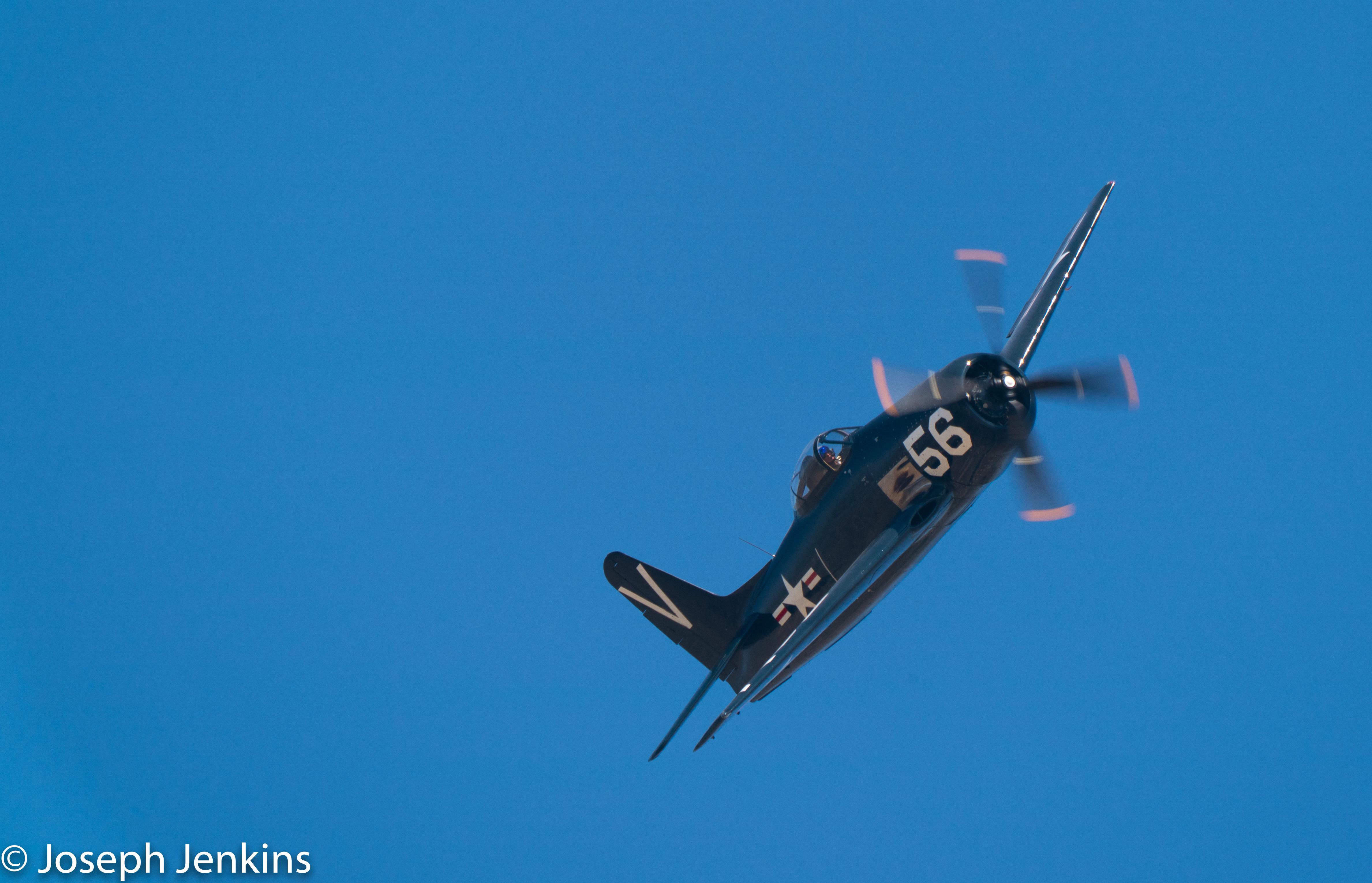 2020 10 3 F8F Bearcat Flyover0515